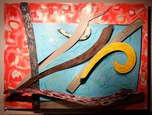 Frank Stella at TMOCA