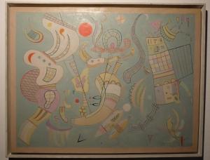 Kandinsky at TMOCA